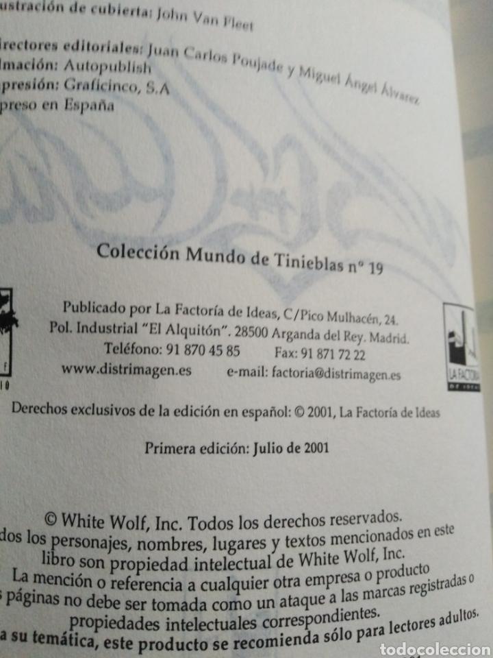 Libros: Assamita, vampiro la mascarada, 1 edición - Foto 3 - 213194096