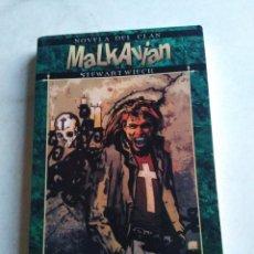 Libros: MALKAVIAN, VAMPIRO LA MASCARADA, 1 EDICIÓN. Lote 213194257