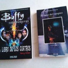 Libros: LOTE DE 2 LIBROS ( TERROR ). Lote 213194376
