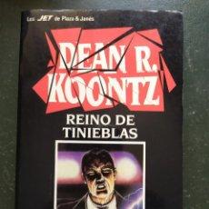 Libros: REINO DE TINIEBLAS. Lote 218386983
