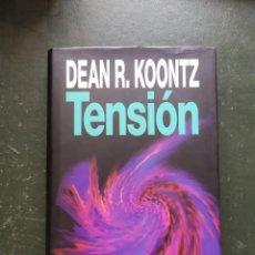 Libros: TENSIÓN. Lote 218389457