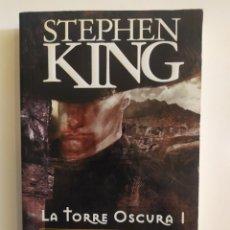 Libros: LA TORRE OSCURA I: LA HIERBA DEL DIABLO. Lote 218517952