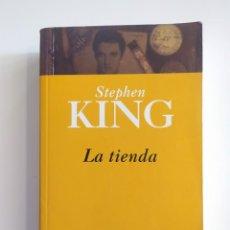 Libros: LA TIENDA (DE LOS DESEOS MALIGNOS) (1991). Lote 218519957