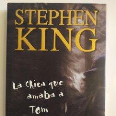 Libros: LA CHICA QUE AMABA A TOM GORDON (1999). Lote 218521538