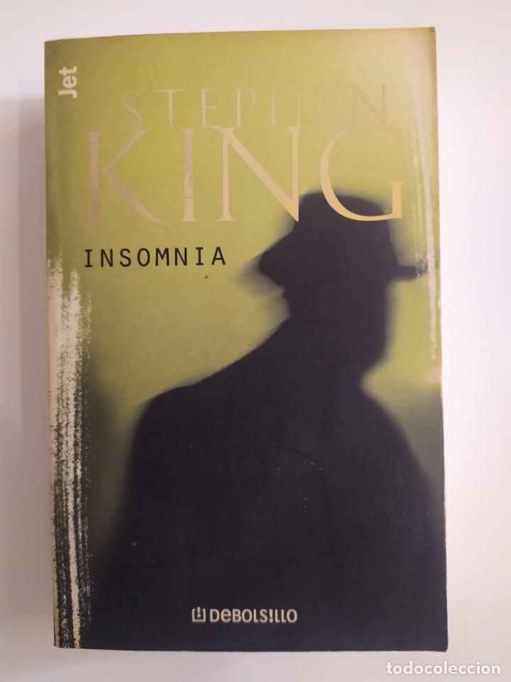 INSOMNIA - RANDOM HOUSE (Libros Nuevos - Literatura - Narrativa - Terror)