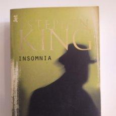 Libros: INSOMNIA - RANDOM HOUSE. Lote 218522485