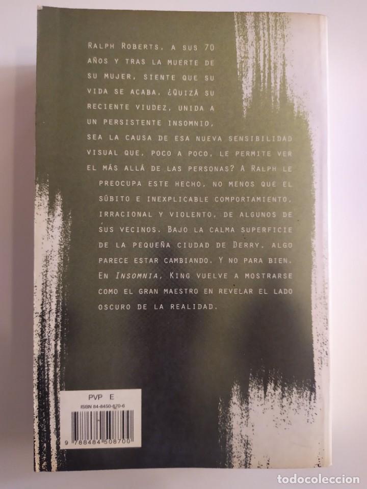 Libros: Insomnia - Random house - Foto 2 - 218522485