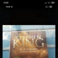 Libros: EL PISTOLERO, STEPHEN KING. Lote 218789332