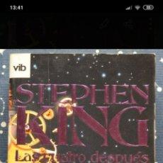 Libros: LAS CUATRO DESPUÉS DE MEDIA NOCHE, STEPHEN KING. Lote 218790067