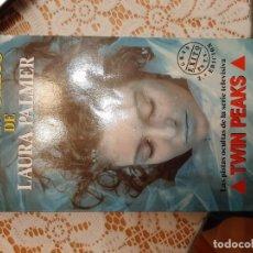 Libros: EL DIARIO SECRETO DE LAURA PALMER. Lote 219175480