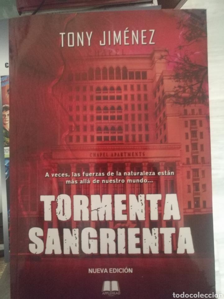 TORMENTA SANGRIENTA (Libros Nuevos - Literatura - Narrativa - Terror)