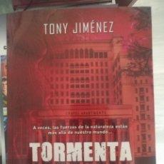 Libros: TORMENTA SANGRIENTA. Lote 220651605