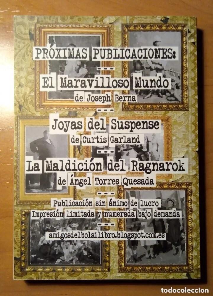 Libros: LOS SIETE PECADOS CAPITALES - LOU CARRIGAN - 2 VOLUMENES - COMPLETO - ACHAB - 1ª EDICIÓN - QUEDAN 2 - Foto 3 - 222125990