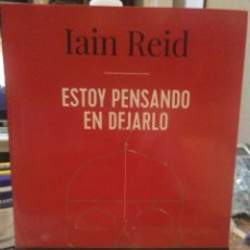 Libros: IAIN REID.ESTOY PENSANDO EN DEJARLO.ADN. Lote 222270490