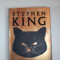 Libros: LA SANGRE MANDA - STEPHEN KING - PLAZA & JANÉS - TERROR. Lote 225575120