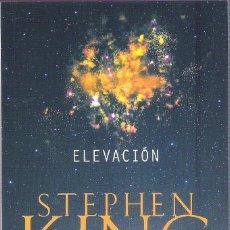 Livros: ELEVACION , STEPHEN KING. Lote 235047280