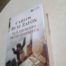 Libros: EL LABERINTO DE LOS ESPÍRITUS, CARLOS RUIZ ZAFON. Lote 235229030