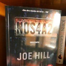 Libros: NOS4A2 (NOSFERATU)- JOE HILL. Lote 246136650