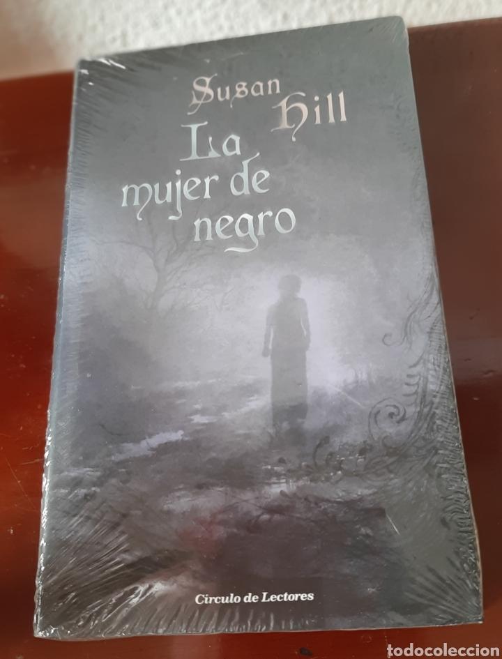 LA MUJER DE NEGRO (Libros Nuevos - Literatura - Narrativa - Terror)