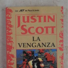 Libros: JUSTIN SCOTT LA VENGANZA. Lote 252356610