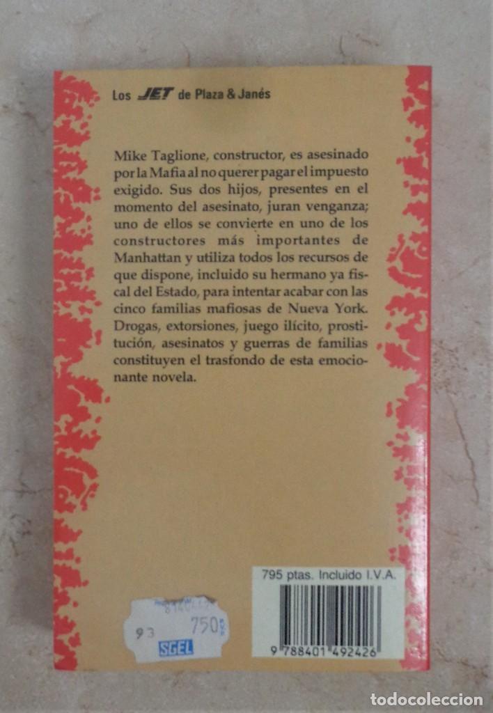 Libros: Justin Scott LA VENGANZA - Foto 2 - 252356610