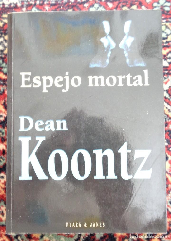DEAN KOONTZ ESPEJO MORTAL (Libros Nuevos - Literatura - Narrativa - Terror)