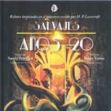 Libros: SALVAJES AÑOS 20. Lote 254153360
