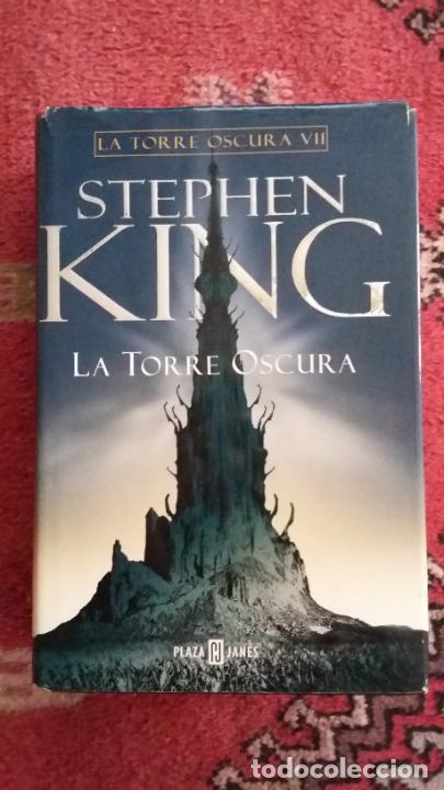 LA TORRE OSCURA VII - STEPHEN KING - PLAZA Y JANÉS - 1ª EDICIÓN ( FEBRERO 2006 ) (Libros Nuevos - Literatura - Narrativa - Terror)