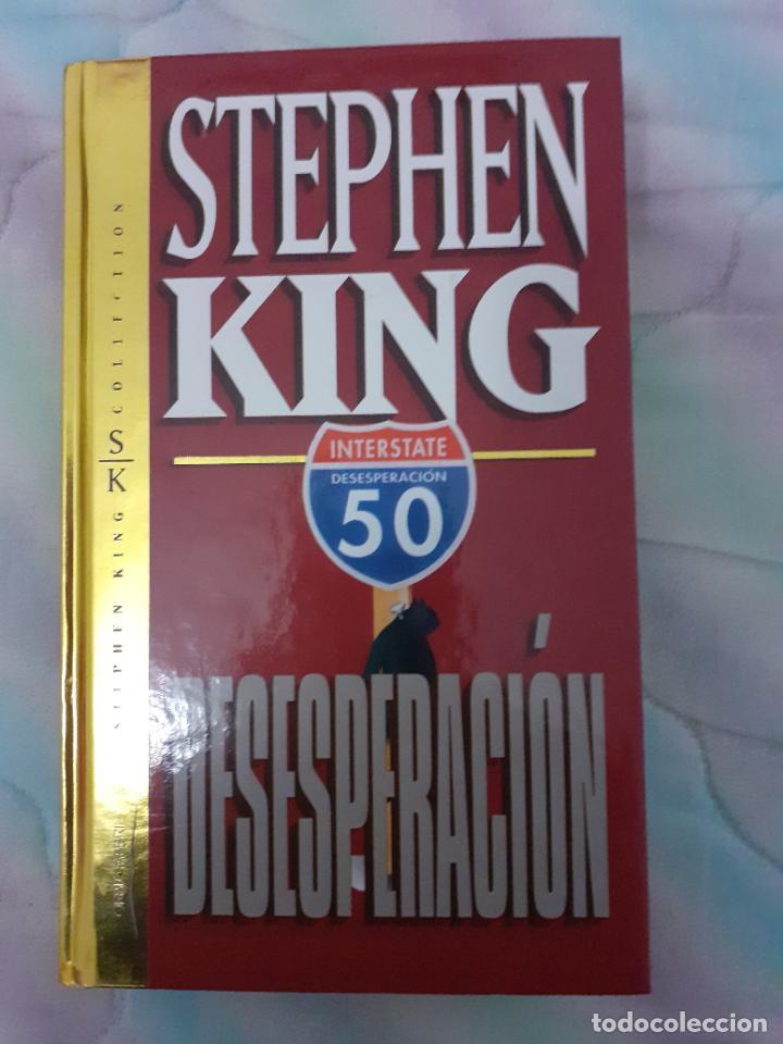 DESESPERACIÓN - STEPHEN KING (Libros Nuevos - Literatura - Narrativa - Terror)