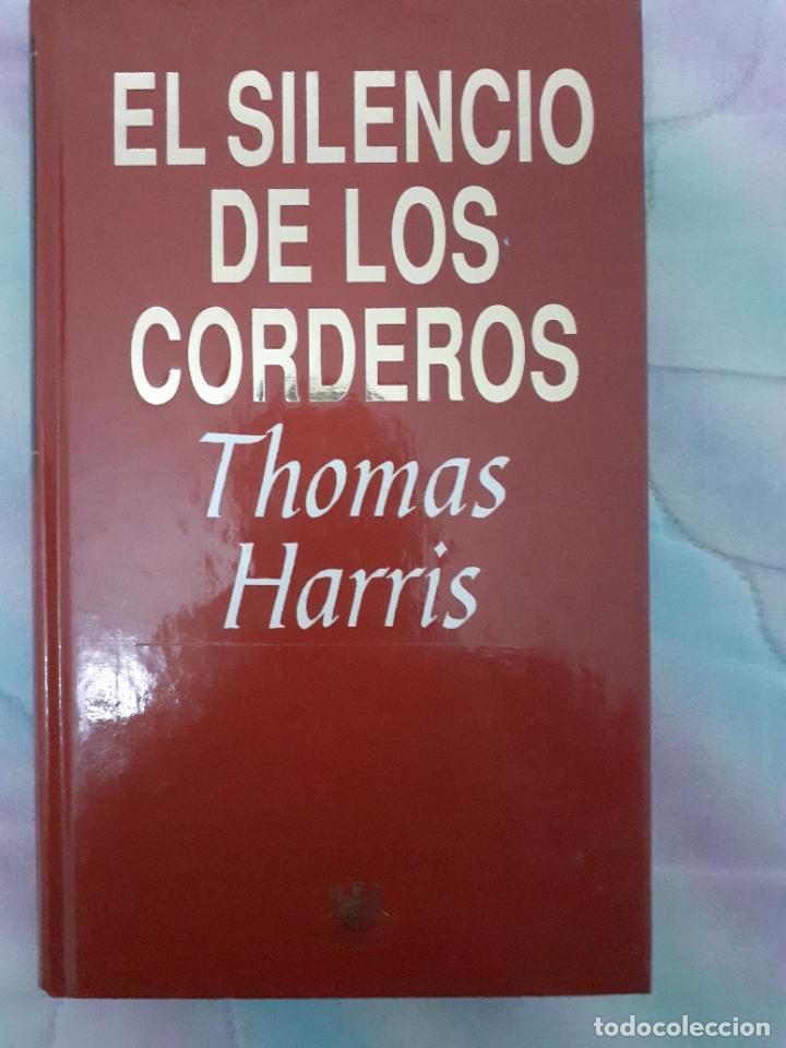 EL SILENCIO DE LOS CORDEROS - THOMAS HARRIS (Libros Nuevos - Literatura - Narrativa - Terror)