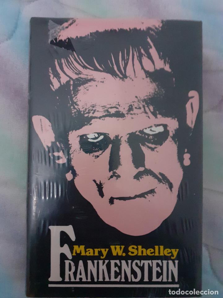 FRANKENSTEIN - MARY W, SHELLEY (Libros Nuevos - Literatura - Narrativa - Terror)