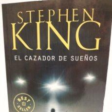 Libros: EL CAZADOR DE SUEÑOS DE STEPHEN KING. Lote 260605120
