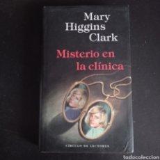 Libros: MISTERIO EN LA CLINICA ,. MARY HIGGINS CLARK , TAPA DURA , 333 PAGINAS. Lote 260751940