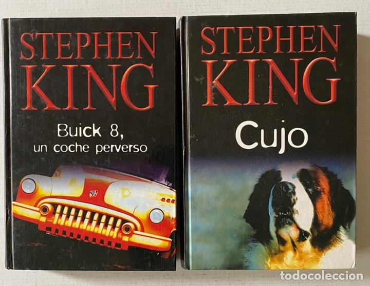 2X1 STEPHEN KING - CUJO Y BUICK 8 (Libros Nuevos - Literatura - Narrativa - Terror)