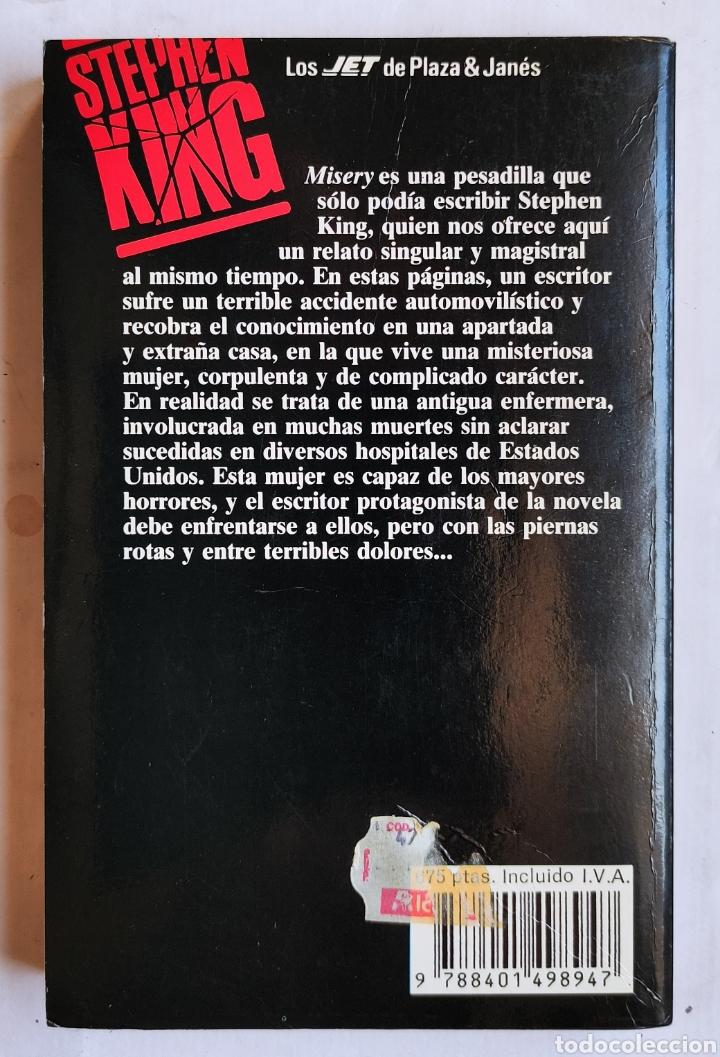Libros: Lote de 8 libros de terror - Foto 15 - 261931585