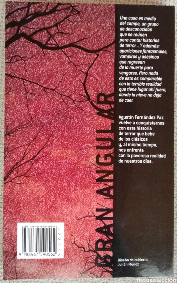 Libros: LA NIEVE INTERMINABLE AGUSTIN FERNANDEZ PAZ. Libro nuevo. Primera edicion - Foto 2 - 262117025