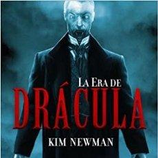 Livros: LA ERA DE DRACULA - KIM NEWMAN - ALAMUT. Lote 264281084