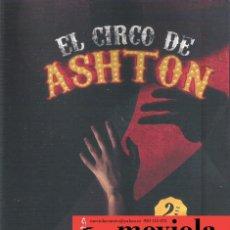 Libros: EL CIRCO DE ASHTON 2 , GABBY CRYS. Lote 267177009