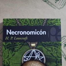 Libros: NECRONOMICON, DE H.P. LOVECRAFT. Lote 268592899
