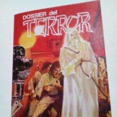 Libros: DOSSIER DEL TERROR 4. Lote 269173868