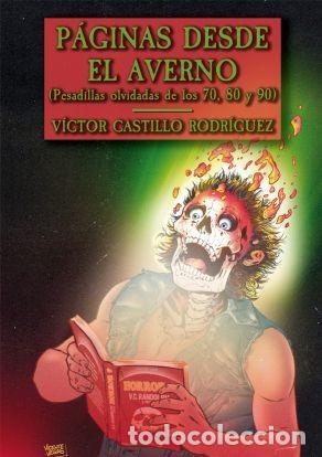 PÁGINAS DESDE EL AVERNO (Libros Nuevos - Literatura - Narrativa - Terror)