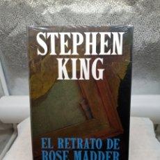 Libros: STEPHEN KING EL RETRATO DE ROSE MADDER. Lote 271672728