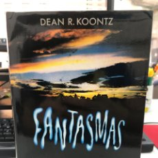 Livros: FANTASMAS DEAN R. KOONTZ. Lote 273926718