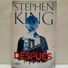 Libros: DESPUÉS DE STEPHEN KING NUEVO. Lote 275619058