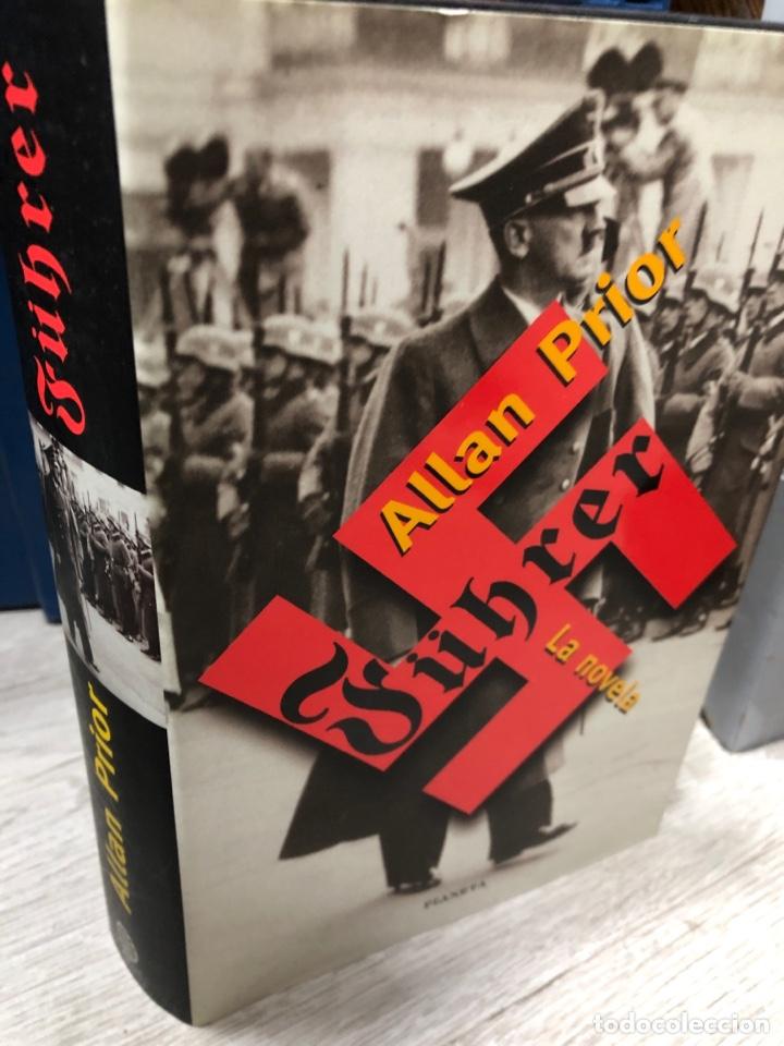 ALLAN PRIOR - HITLER LA NOVELA (Libros Nuevos - Literatura - Narrativa - Terror)