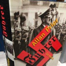 Libros: ALLAN PRIOR - HITLER LA NOVELA. Lote 277116713