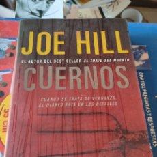 Libros: CUERNOS JOE HILL. Lote 278168843
