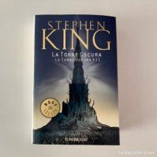 Libri: LIBRO STEPHEN KING - LA TORRE OSCURA VII. Lote 278418678