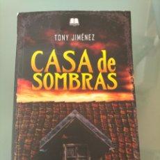 Libros: CASA DE SOMBRAS. Lote 285757968