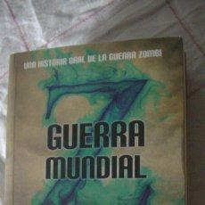 Libros: GUERRA MUNDIAL Z . MAX BROOKS. ALMUZARA, 2008. Lote 288080413